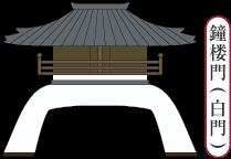 鐘楼門/安住院/岡山観光